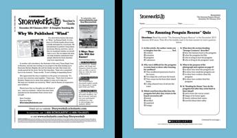 storyworks fiction pdf
