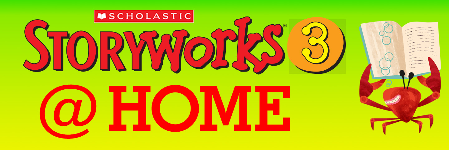 Storyworks 3 at Home